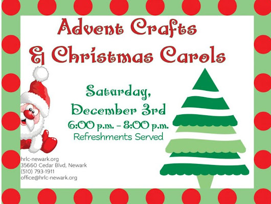 Crafts  & Christmas Carols  | Fremont, CA Patch