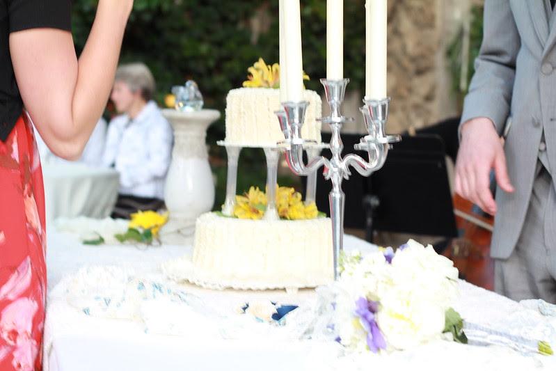 wedding cake by replicate then deviate