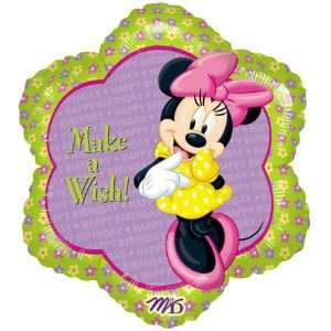 Birthday Party Favors on Disney Minnie Mouse First 1st Birthday Party Supplies Balloon