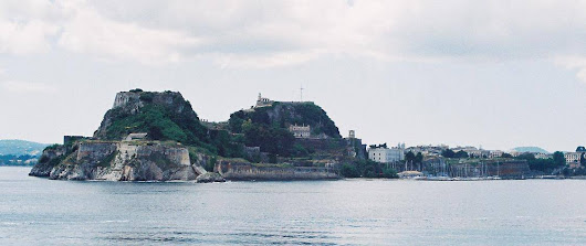 Corfu Old Town and Fortress | Corfu Airport Car Rental