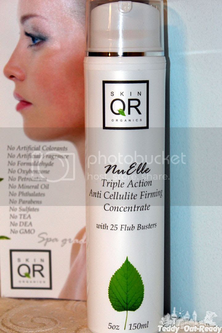 photo NuElle Triple Action Anti Cellulite Concentrate