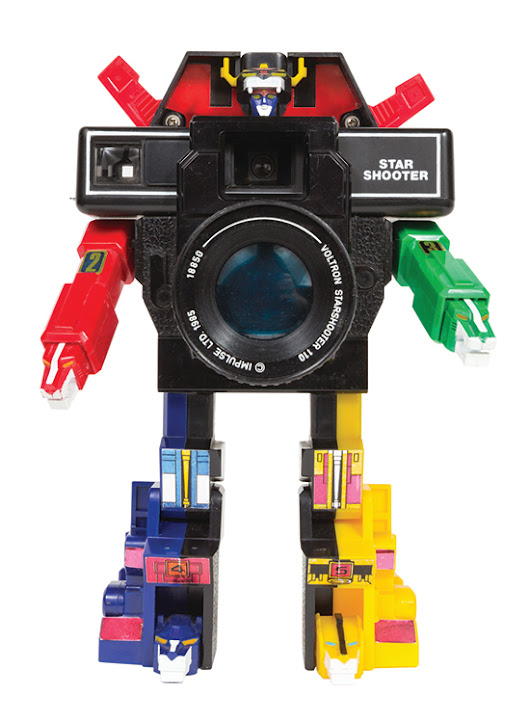 Snoopy, Voltron and Other Fun Toy Cameras Strut their Stuff in New 'Camera Crazy' Book