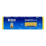 De Cecco Spaghetti No. 12 - 1 lb box