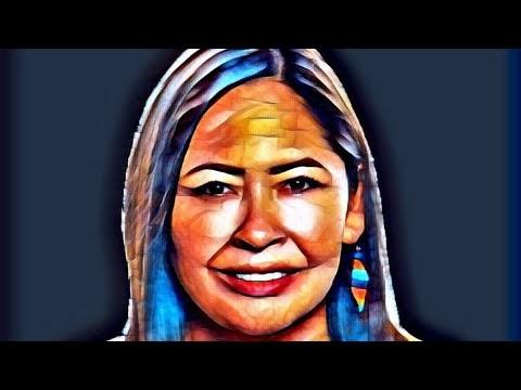 Senadora de Bolivia, María Oporto, crítica a Congresista de Perú, Martha...