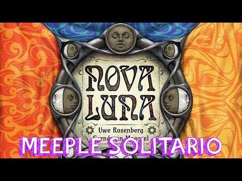 Nova Luna 🌜 | Reseña y Partida