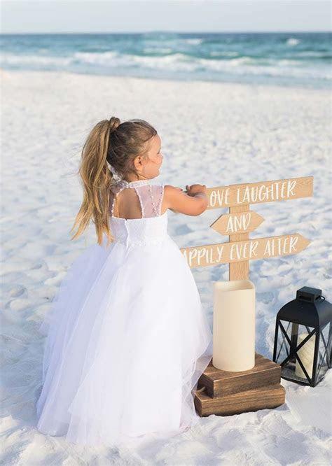 An Inspiring $500 Beach Wedding   PureWow
