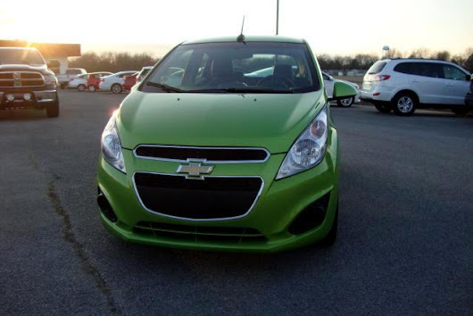 Used 2014 Chevrolet Spark for Sale in Bowling Green KY 42104 Martin Auto Mart