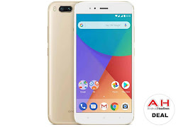 Deal: Buy The Xiaomi Mi A1 Android One Phone For Only $219.99