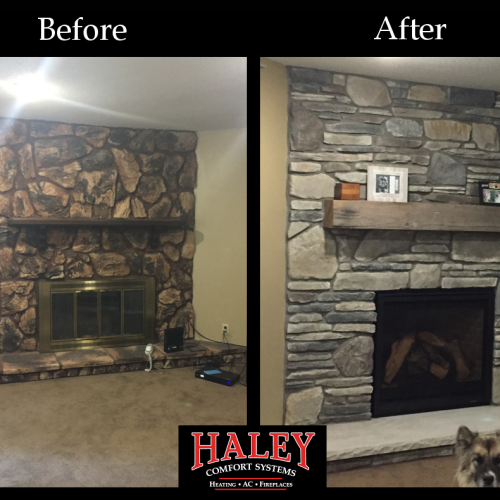 Recent Projects & Work - Haley Comfort Systems