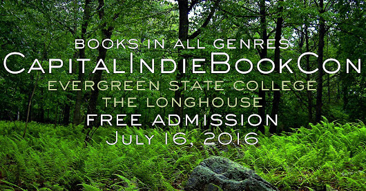 In Our Copious Free Time: CapitalIndieBookCon Thunderclap
