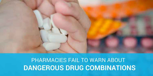 Tribune Reveals Pharmacists' Failure to Warn of Dangerous Drug Combinations