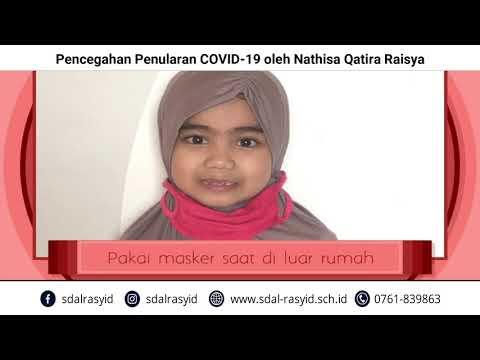 Pencegahan Penularan COVID 19 oleh Nathisa Qatira Raisya