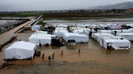 Syria refugees say rape is a key reason they fled, report says