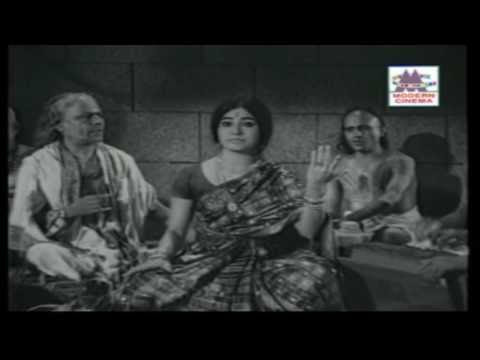 Anandha Bhairavi song from Bhadrakali Tamil Movie