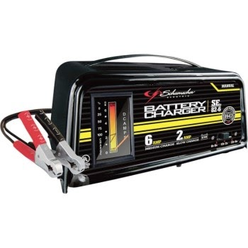 Schumacher Battery Charger Manual >> Battery Charger: I loved this SCHUMACHER 6/2 Amp Dual Rate Manual Battery Charger