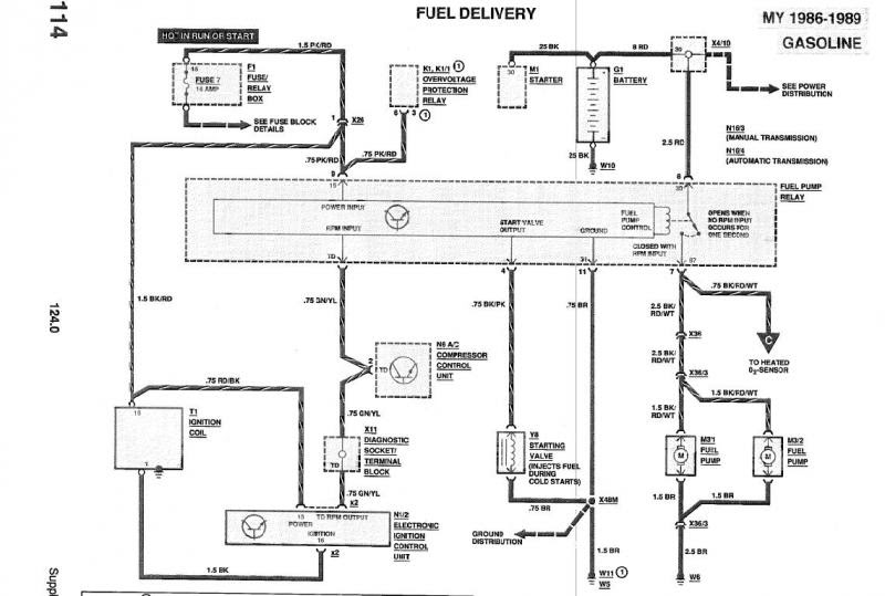 1988 Corvette Wiring Diagram