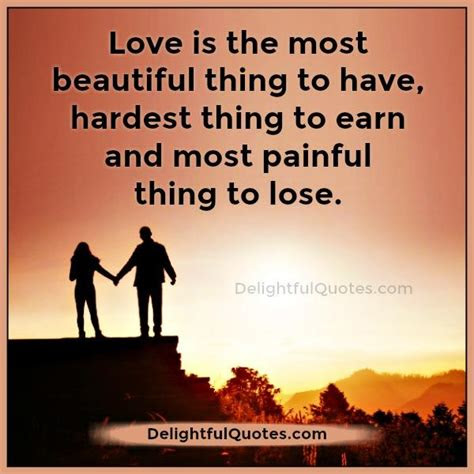 Love Is A Beautiful Thing Quotes