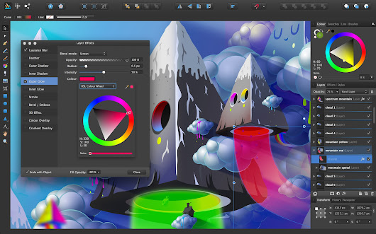 Affinity Photo 1.4.3 Cracked Serial For Mac OS X Free Download