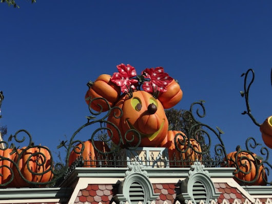 Halloween Time at Disneyland Sparkles - This Girl Travels