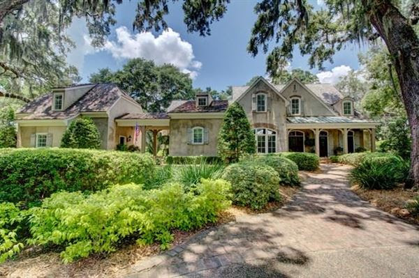 Beautiful French Country Home Georgia Luxury Homes Mansions For