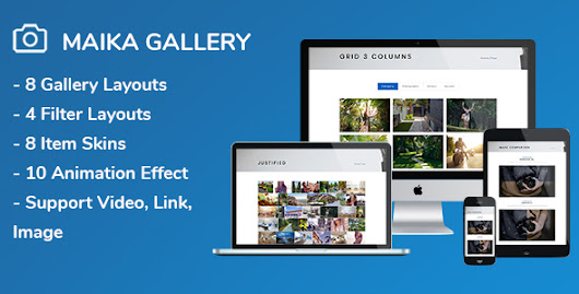 Maika – NextGen Gallery Plugin for WordPress Free Downloads