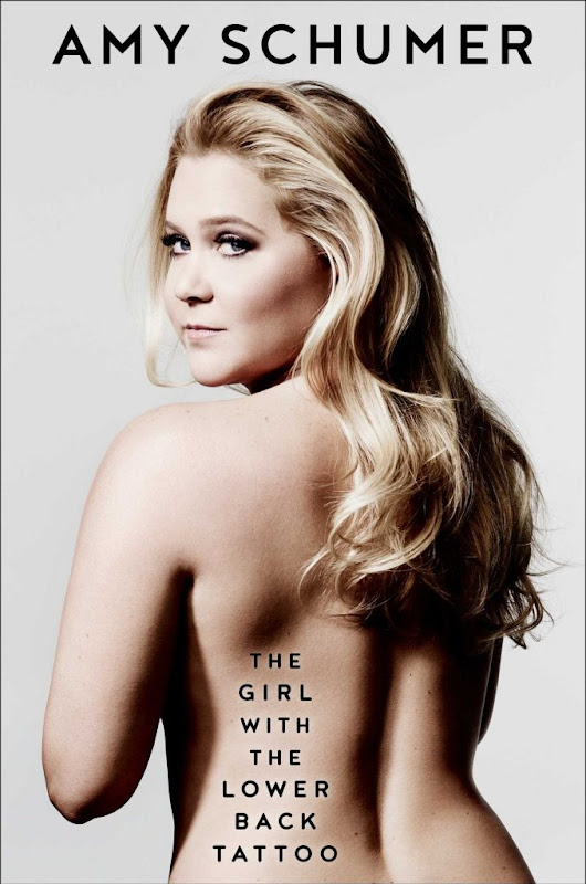 "Amy Schumer ""The Girl With the Lower Back Tattoo"" August Book Signing – Book Signing Central"