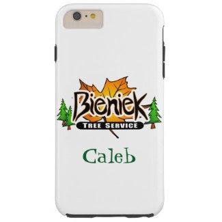Bieniek Tree Service Logo with Name