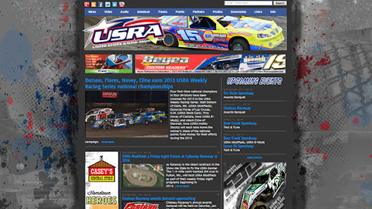 USRA unwraps dynamic new website just in time for Christmas