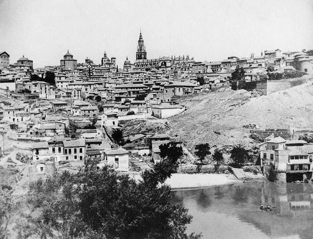 Toledo en 1935. Fotografía Josep Gaspar i Serra © Arxiu Nacional de Catalunya. Signatura ANC1-23-N-1942