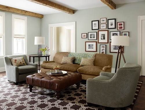 I Love This Color M Hoping To Eventually Repaint Our Breakfast Room With Gray Wisp It Looks Nice Against Wood Tones Whites And Neutrals