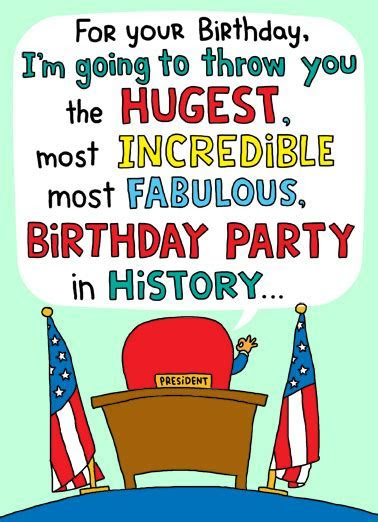 "Funny Birthday Ecard   ""Tax Returns"" from CardFool.com"