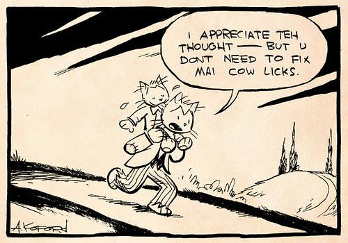 Laugh-Out-Loud Cats #2070 by Ape Lad