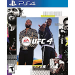 EA Sports UFC 4 - PlayStation 4, PlayStation 5