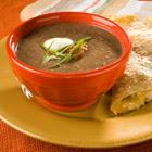 Black Bean and Salsa Soup Recipe