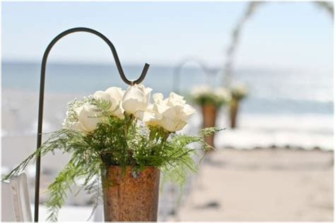 148 best images about DIY beach wedding decorations on