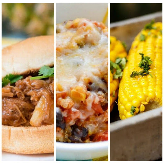 Top Summer Crockpot Recipes - Moms with Crockpots