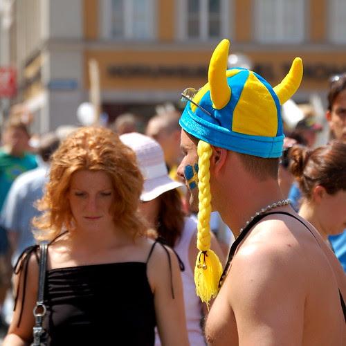 Swedish Invasion in Munich FIFA2006
