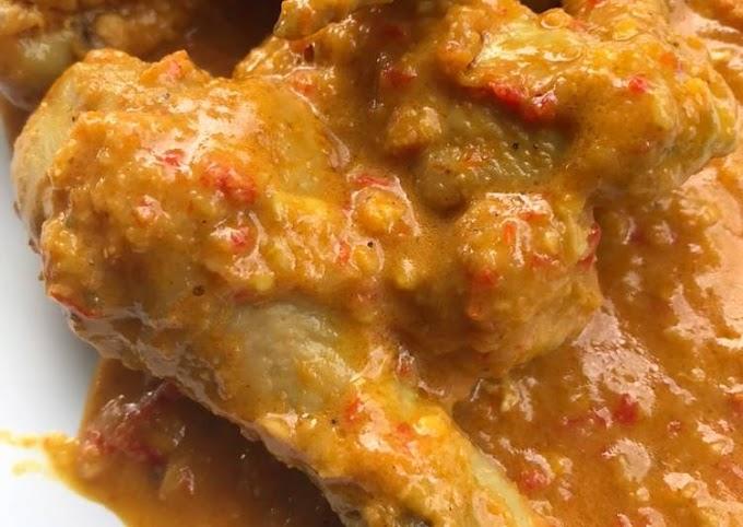 Resep Memasak Gulai Ayam Gampang Banget