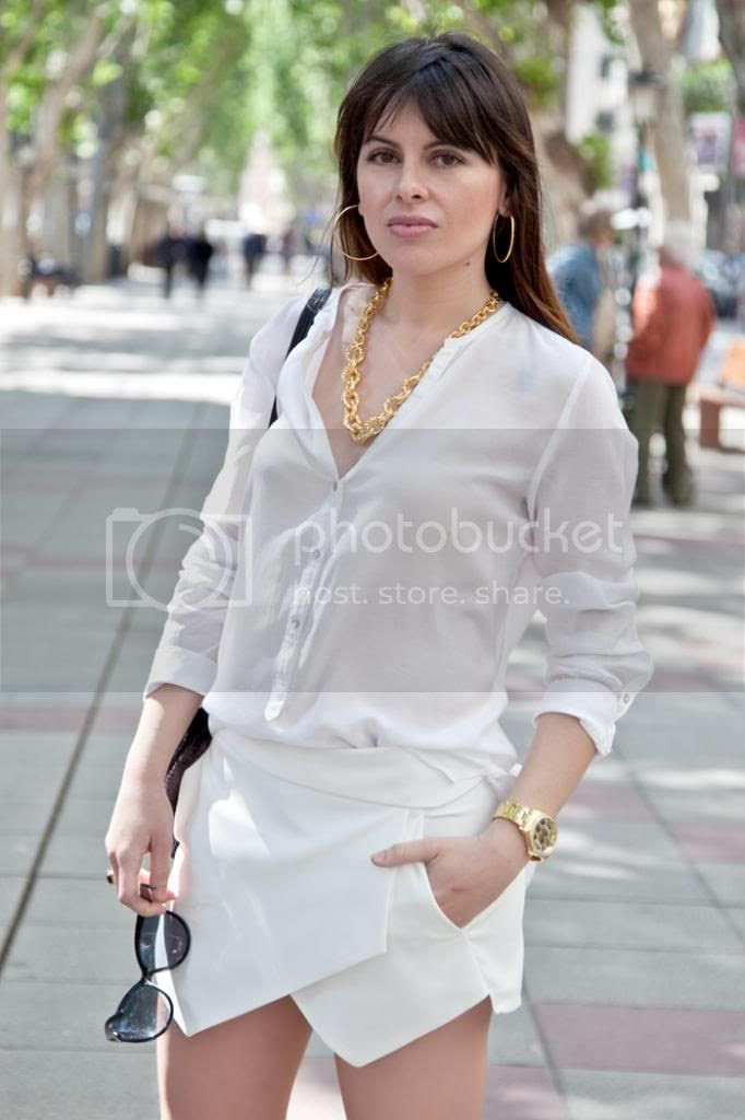 StreetStyle Total White
