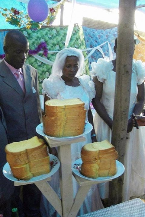 See The Most Hilarious Wedding Cake Ever (Photo)