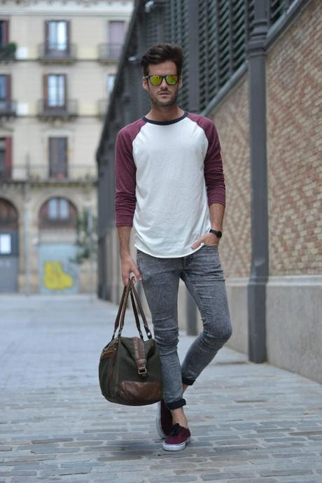 STYLE FOR LUI: COLLEGE BOY