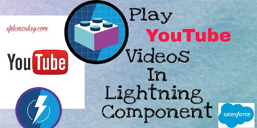How to Play YouTube Video In Salesforce Lightning Component