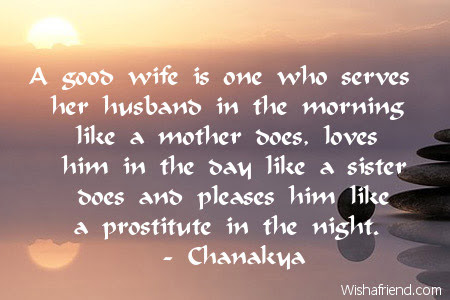 A Good Wife Is One Who Birthday Quote For Husband