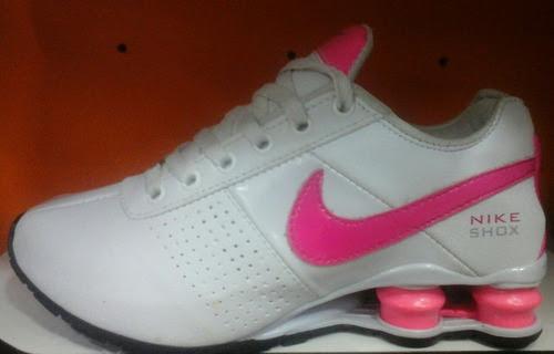 innovative design f15c6 e6d45 ... Novo Tenis Nike Shox Deliver Classic Feminino - R 260,00 ...