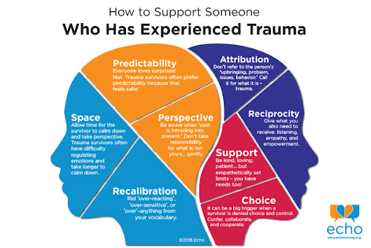 How to Support Someone (Like Me!) Who Has Experienced Trauma | ACEsConnection