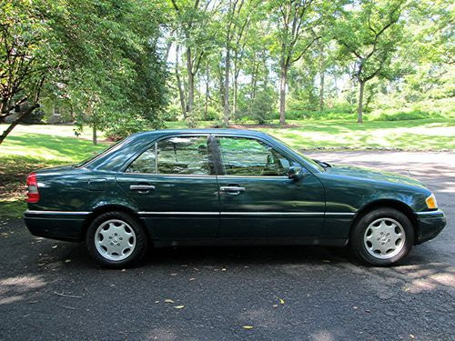 Purchase used No Reserve 1995 Mercedes-Benz C220 Base ...