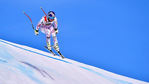U.S. alpine skier Lindsey Vonn (shown here in a 2016 photo) will be competing for the Olympic gold one final time during the 2018 Winter Games in PyeongChang, South Korea.