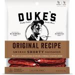 """Dukes Original """"Shorty"""" Smoked Sausages - 5 oz"""