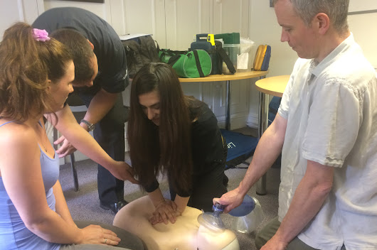 Medical Emergencies Training
