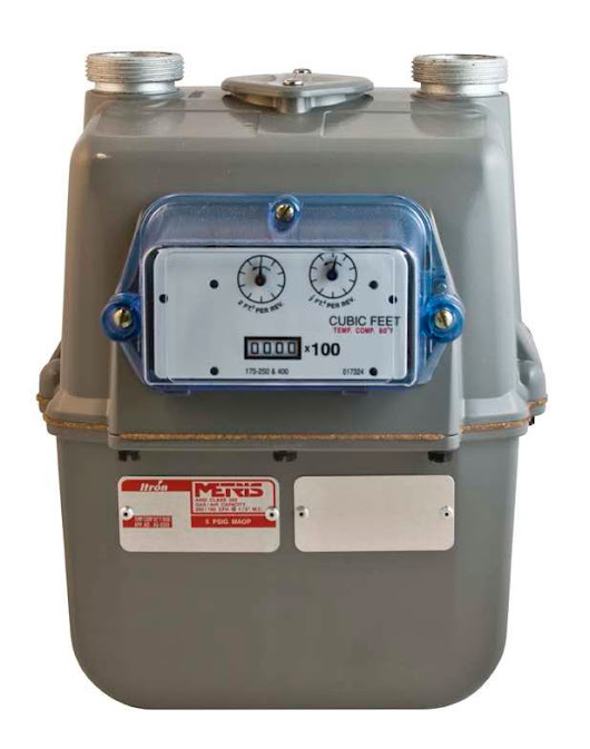 PD Meter Types: Rotary Meter and Diaphragm Gas Meters
